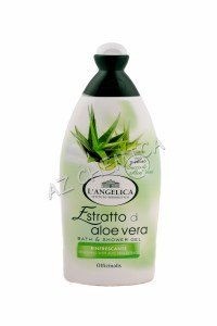 L'Angelica płyn do kąpieli Aloes 500 ml